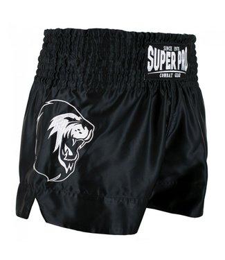 Super Pro Kickboks Broekje Hero Zwart