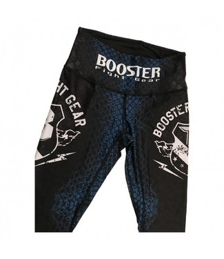 Booster Fight Gear Spats Snake