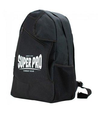 Super Pro Rugzak Zwart