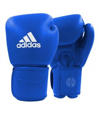 Adidas Bokshandschoenen Muay Thai TP200 Blauw