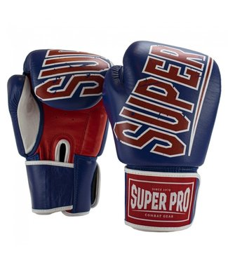 Super Pro Combat Gear Boxing Gloves Challenger