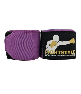 Fightstyle Bandage Paars