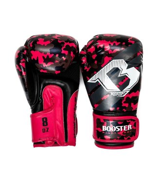 Booster Fight Gear Boxing Gloves Camo