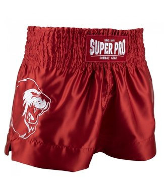Super Pro Combat Gear Muay Thai Shorts Hero