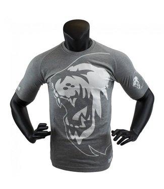 Super Pro T-shirt Lion Grijs