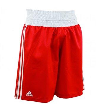 Adidas Amateur Boxing Shorts Lightweight Rood