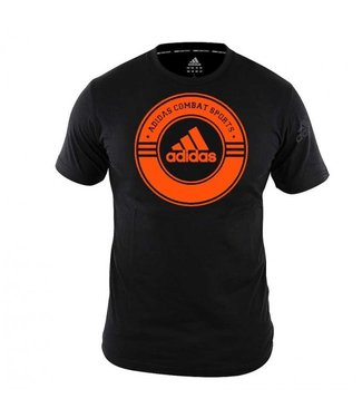 Adidas T-shirt Combat Sports Oranje