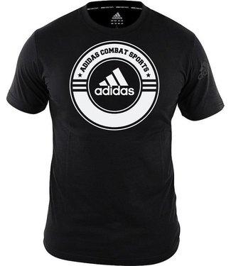 Adidas T-shirt Combat Sports Wit