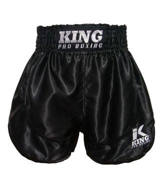 King Boxing Shorts Zwart