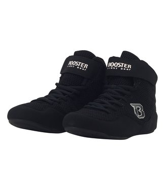 Booster Fight Gear Boksschoenen BCS Black
