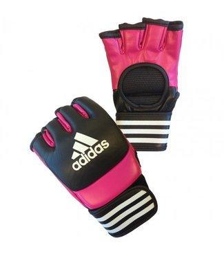 Adidas MMA Handschoenen Ultimate Roze