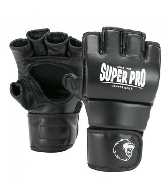 Super Pro Combat Gear MMA Gloves Brawler