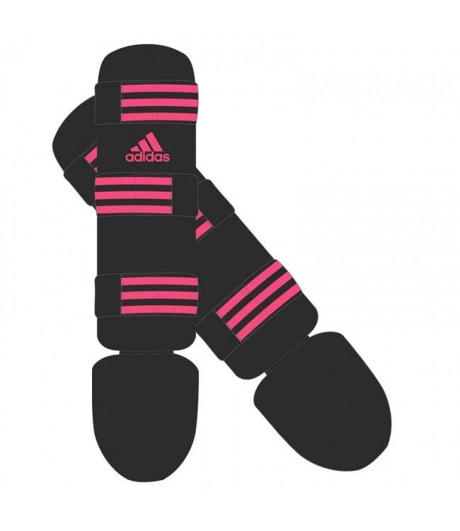 Adidas Scheenbeschermers Good Zwart/Roze
