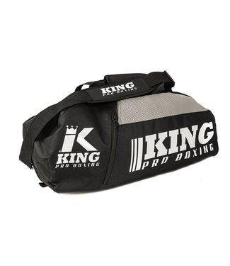King Sporttas Zwart
