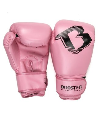 Booster Boxing Gloves Starter Pink