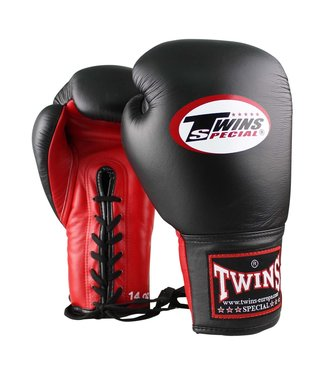 Twins Boxing Gloves BGLL 1 Red