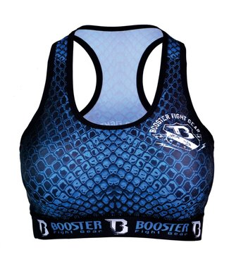 Booster Amazon Sport BH Blauw