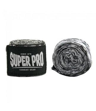 Super Pro Bandage Camo Zwart