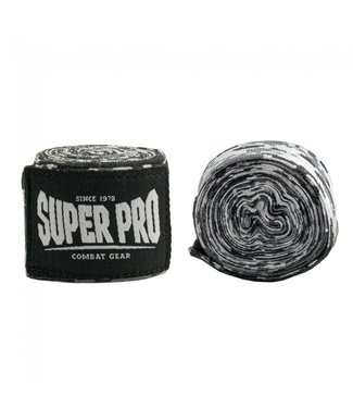 Super Pro Combat Gear Bandage Camo Zwart