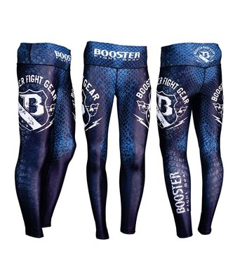 Booster Legging Dames Amazon Blauw