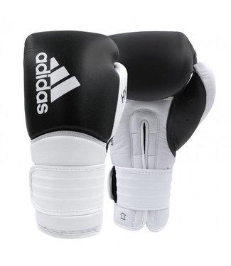 Adidas Hybrid 300 Boxing Gloves White