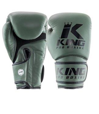 King Boxing Gloves Star Mesh Green