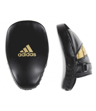 Adidas Pads Curved Economy Zwart