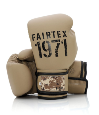Fairtex Bokshandschoenen F-Day 2 Bruin