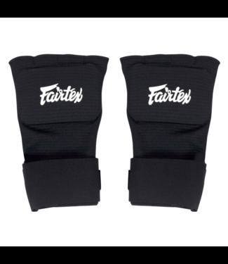 Fairtex Binnenhandschoenen Met Bandage Zwart