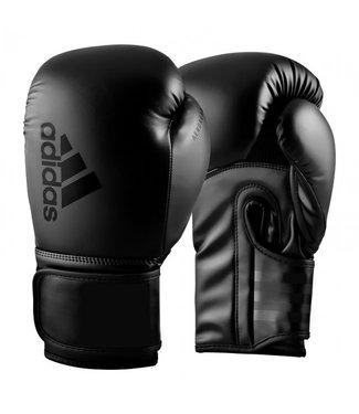 Adidas Hybrid 80 Bokshandschoenen Zwart