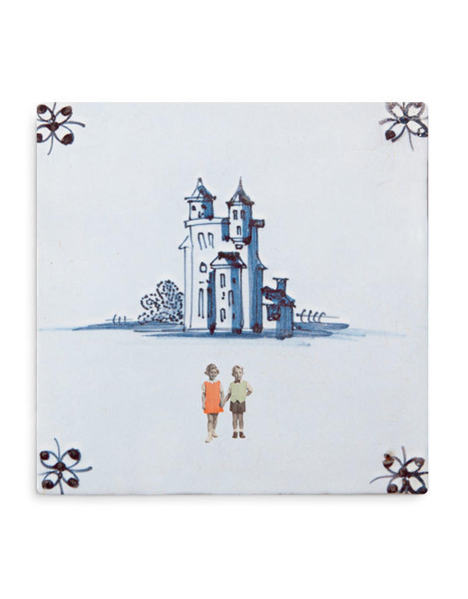 Storytiles Mini tegel/ magneet 5x5