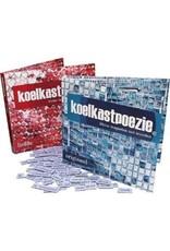 Koelkastpoezie Koelkastpoezie origineel / 510 magneten met woorden en delen van woorden