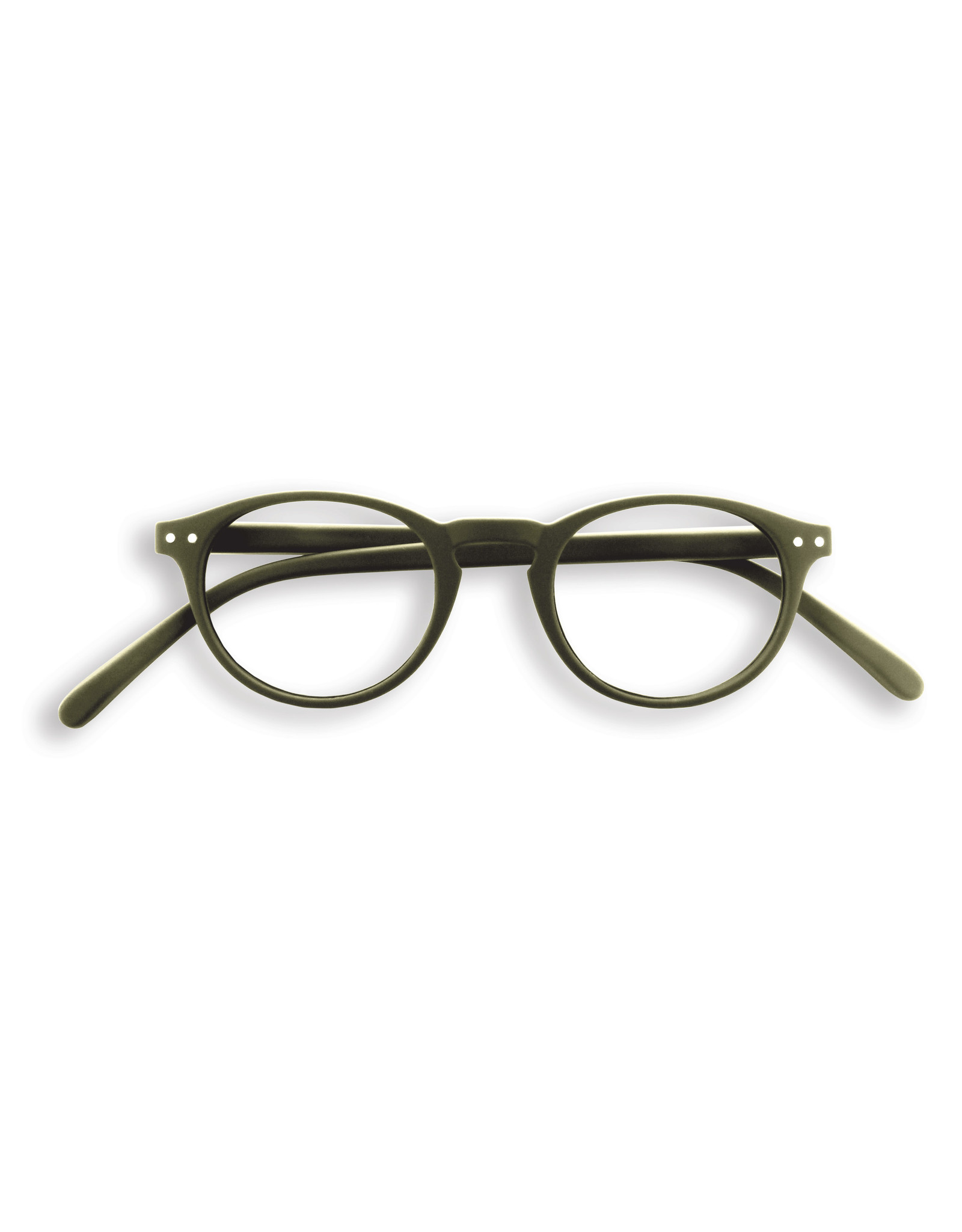 Izipizi Leesbril #A Kaki Green