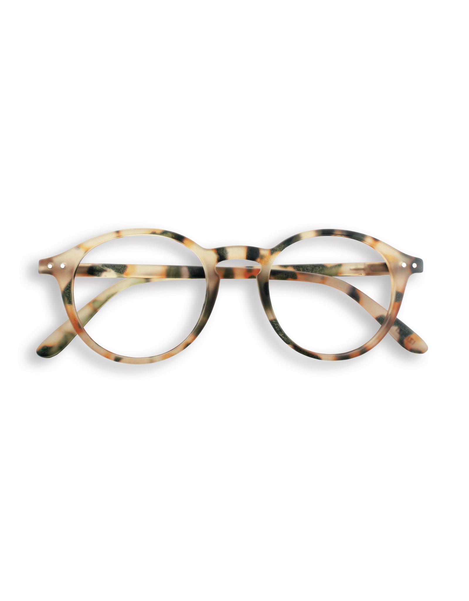 Izipizi Leesbril #D Light Tortoise