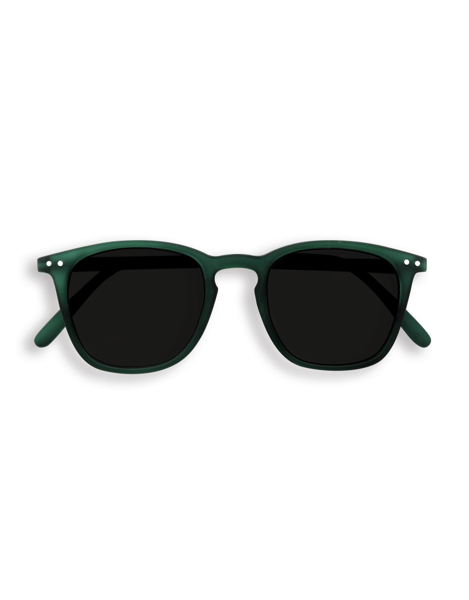 Izipizi Zonnebril #E Green Crystal
