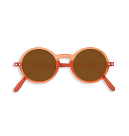 Izipizi Zonnebril #G Orange Flash