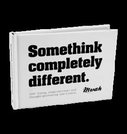 Mwah Mwah boek Somethink completely different