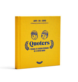stratier Quoters boekje