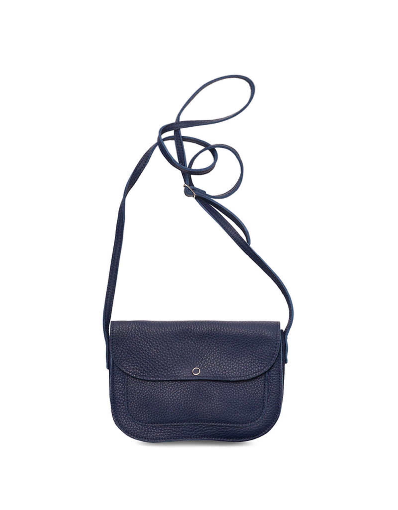 Keecie Cat chase bag ink blue