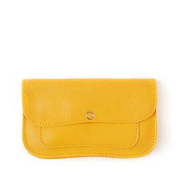 Keecie Cat chase medium wallet yellow