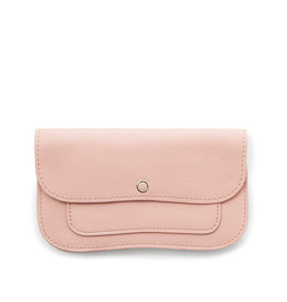 Keecie Cat chase medium wallet pink