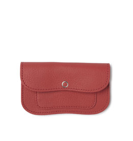 Keecie Cat chase small wallet coral