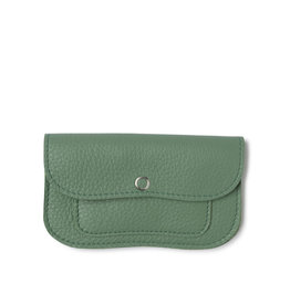 Keecie Cat Chase Small Wallet, Forest