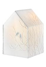 Raeder Lamp Huis - met takken en twee vogels