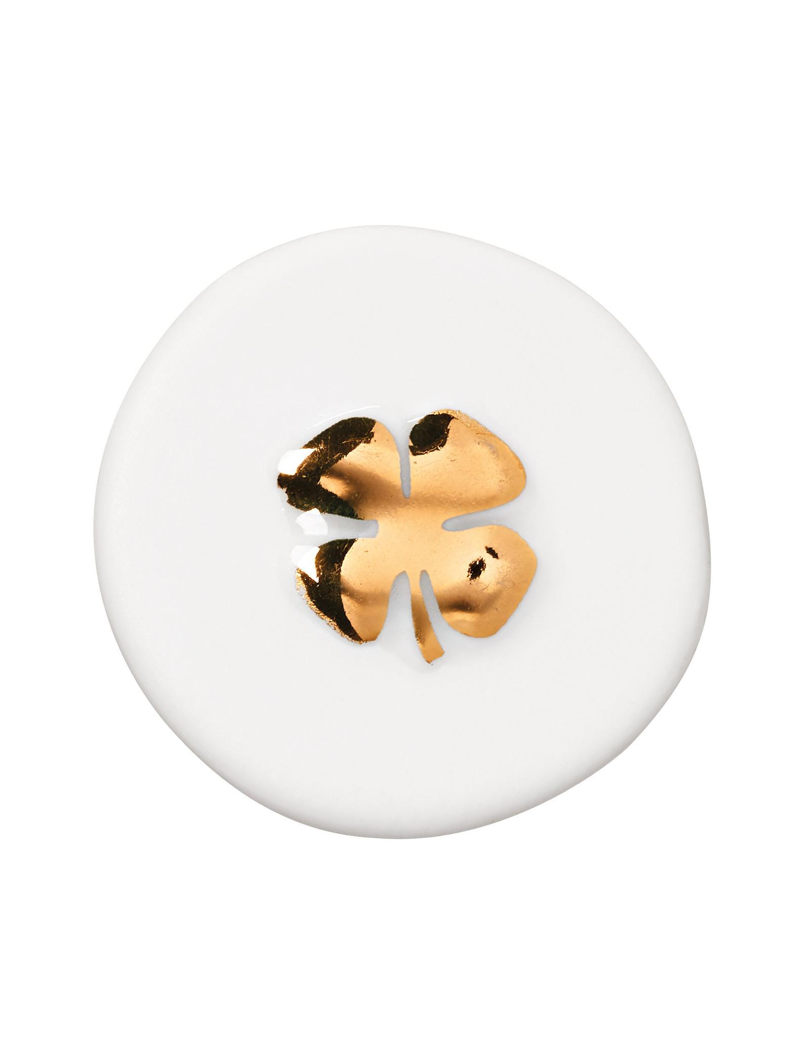 Raeder Lucky coin cloverleaf dia:3,5cm