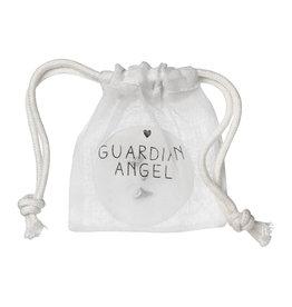 Raeder Guardin angel coin- Guardin An Dia: 3,3cm