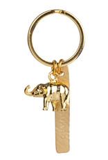 Raeder Lucky Key Hanger Bodyguard 5x3cm, gold