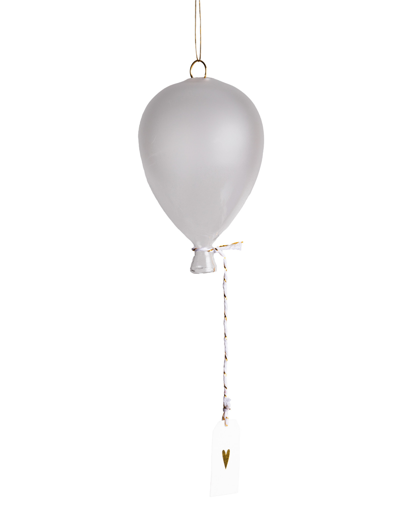 Raeder Balloon Heart white