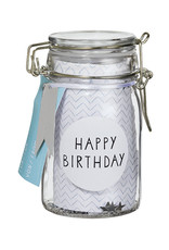 Raeder Gift glass- Happy Birthday