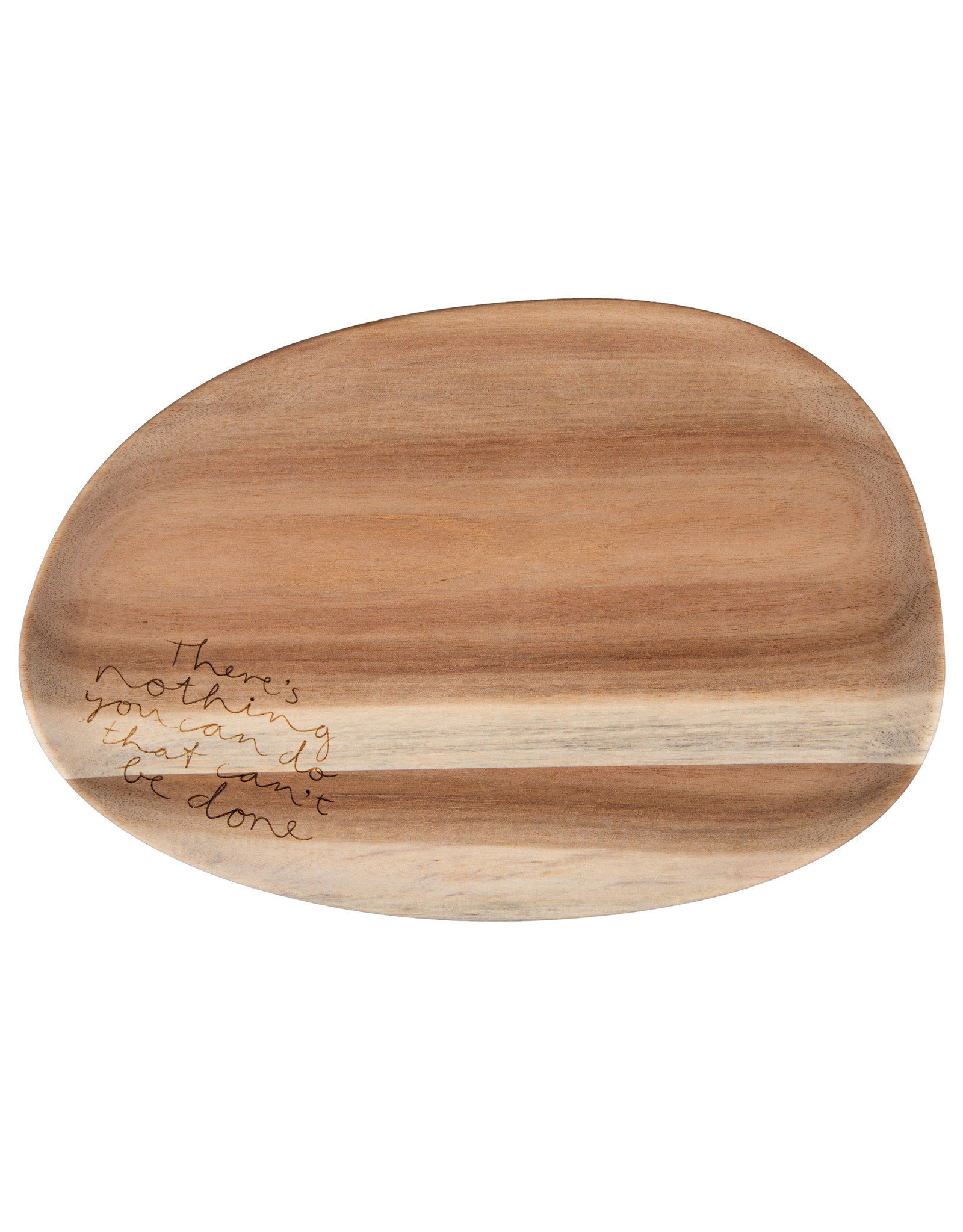 Raeder Wonderland tray wood medium There's nothing 32x21,5x2cm